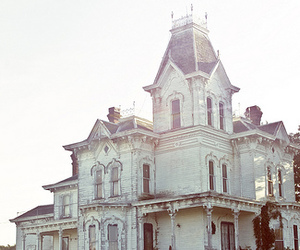 house, victorian, and vintage image