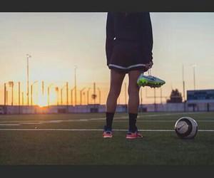 ball, cool, and football image