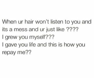 always, girl, and hair image