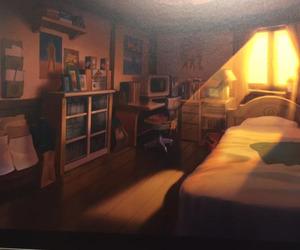 room, uzumaki, and boruto. naruto image