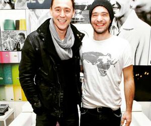 charlie cox, tom hiddleston, and daredevil image