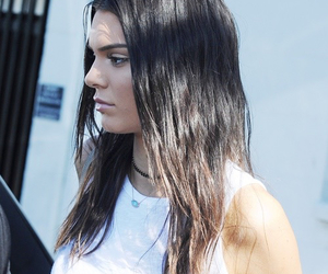 fashion, girl, and kendall jenner image