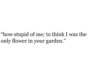 quotes, flowers, and love image