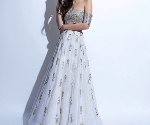designs, dress, and glitter image