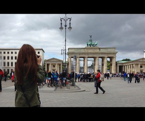 baby, city, and berlin image
