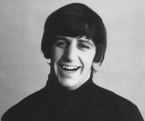 the beatles, ringo starr, and music image
