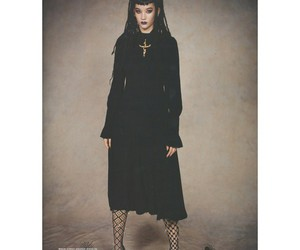 gothic, grunge, and witchy image