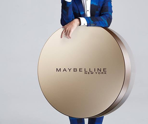 exo, kris, and Maybelline image