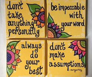 book, recommend, and the four agreements image