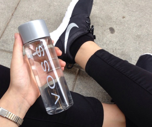 nike, voss, and water image