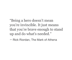 heroes, mine, and quote image