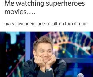 Avengers, DC, and hawkeye image