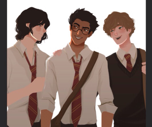 art, jk rowling, and sirius black image