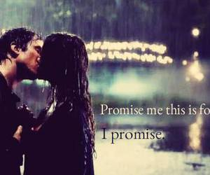 love, the vampire diaries, and delena image