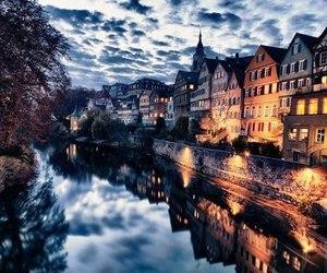 germany, sky, and tübingen image