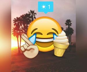 beach, ice cream, and sand image