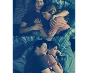 love, teen wolf, and couple image