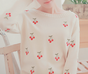 cute, asian, and fashion image
