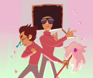 steven universe and jamie image