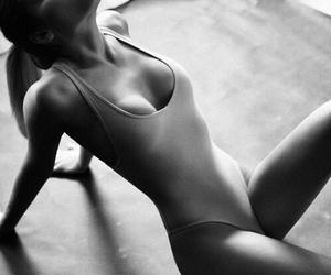 girly, model, and motivation image