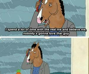 quote and bojack horseman image