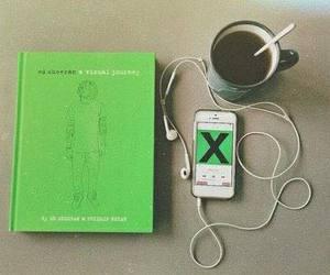 ed sheeran, music, and book image
