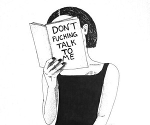book, girl, and fucking image