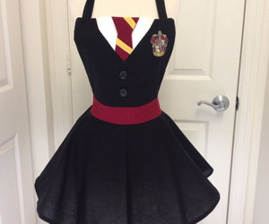 harry potter and dress image