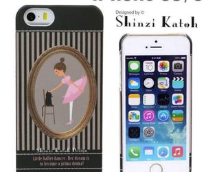 back, ballerina, and case image