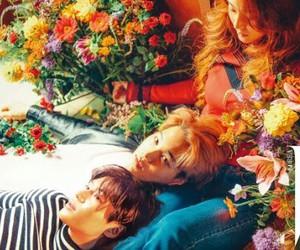 kai, krystal, and Taemin image