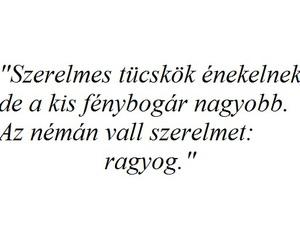 szerelem, magyar, and ének image