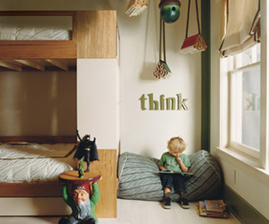 book and think image