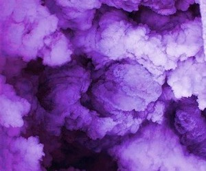 purple, smoke, and wallpaper image
