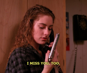 gun, Twin Peaks, and quotes image