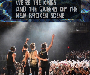 background, luke hemmings, and 5 seconds of summer image