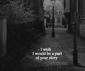 dark, feelings, and love quotes image