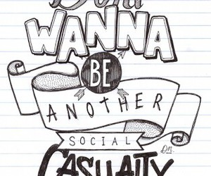 5sos, social casualty, and 5 seconds of summer image