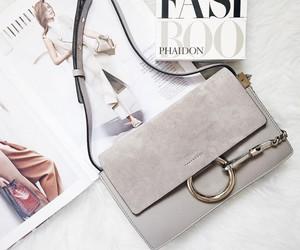 fashion, bag, and magazine image