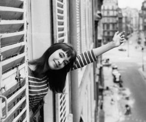 girl, vintage, and anna karina image