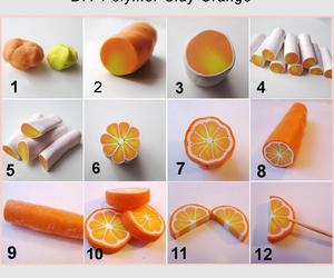 diy, do it yourself, and orange image
