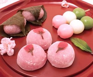 japan, food, and sweet image