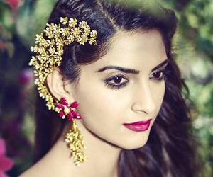 beautiful, fashion, and bollywood image