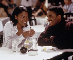90s, actor, and african american woman image