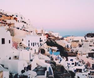 Greece, travel, and landscape image