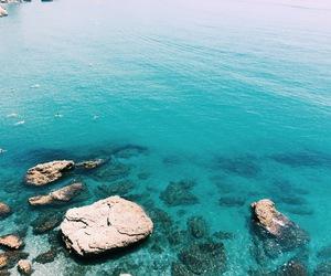 beautiful, blue, and sea image