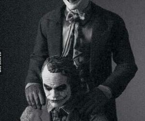 batman, funny, and heath image