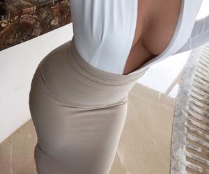 fashion, body, and skirt image
