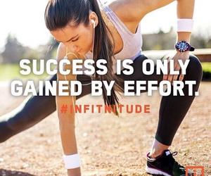 workout motivation, fitness, and success image