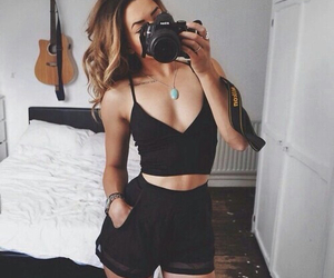 black, body, and clothes image