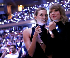 Taylor Swift and Karlie Kloss image